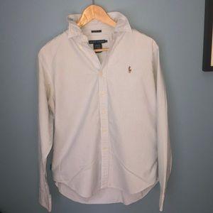 Polo Ralph Lauren Striped Dress Shirt
